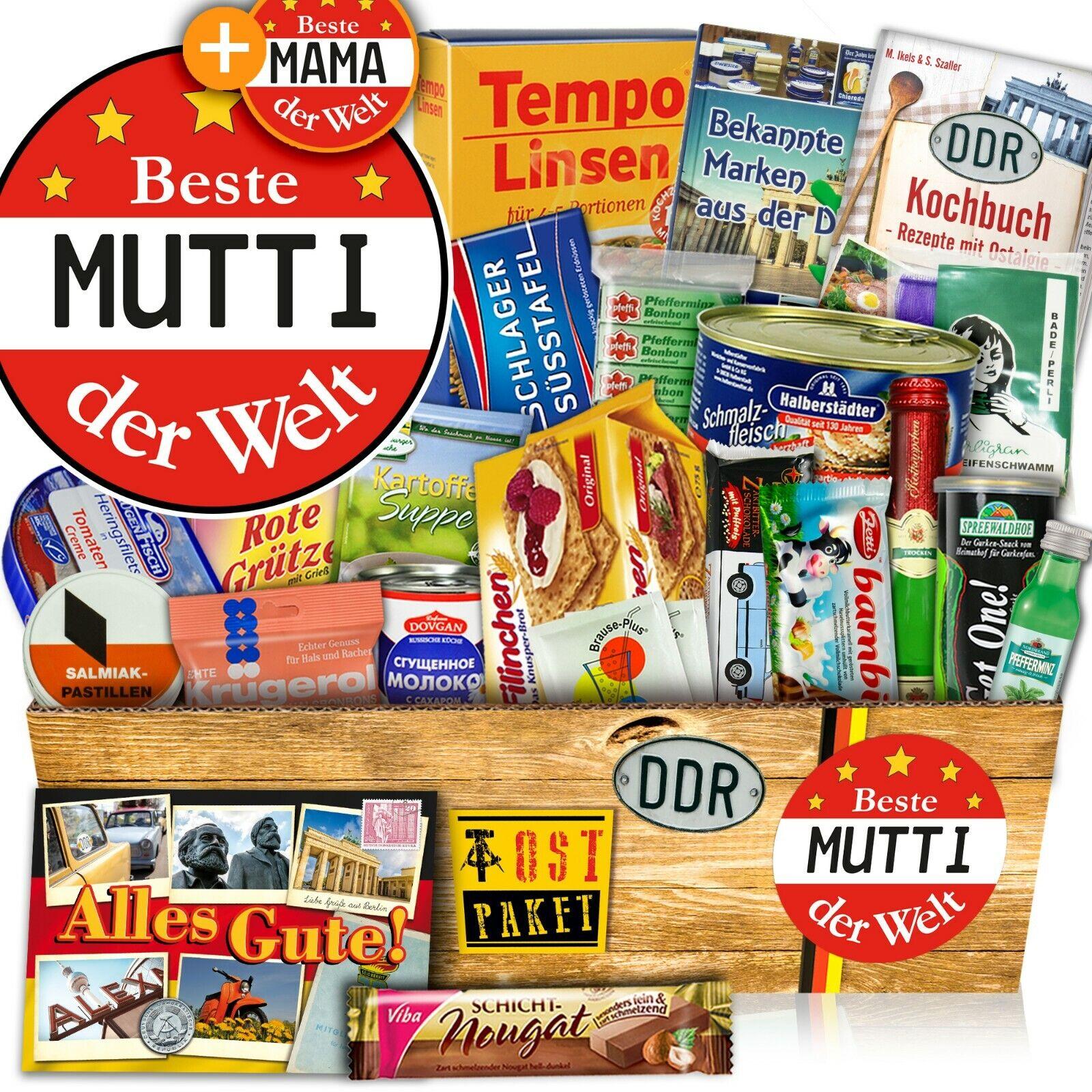 Nostalgia CARAMELLE BOX per la Mutti-RDT Mutti REGALO 2933 bmutti