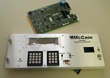 McCain ColdFire 170E 170-ATC Traffic Controller CPU 2070 Front Panel Upgrade