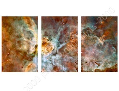 Hubble Nasa Astronomy by Space GalaxyPoster or Wall Sticker DecalWall art
