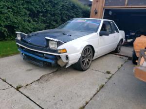 1986 nissan 200sx couple turbo
