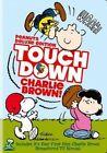 Peanuts Touchdown Charlie Brown 0883929345991 DVD Region 1 P H