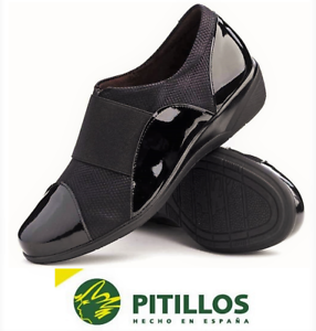 Pitillos shoes Spain Comfort Leather Slip ons 1205