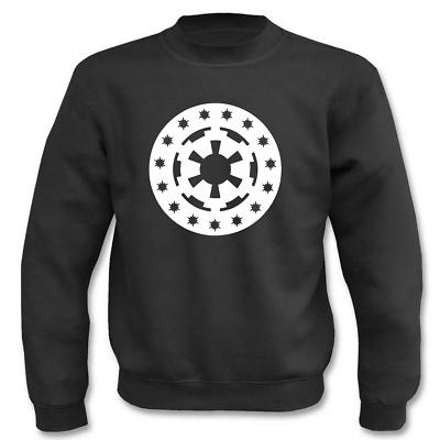 Begeistert Galaktisches Imperium Sweatshirt