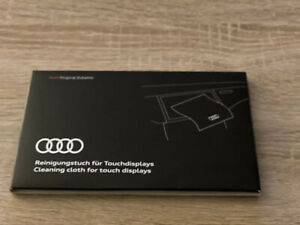 Audi Original Cleaning Cloth Towel for Touch Screen