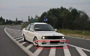 BMW-3-SERIES-E30-M3-SPOILER-DIFFUSORE-PARAURTI-IN-AVANTI-M-TECHNIC-2-STILE
