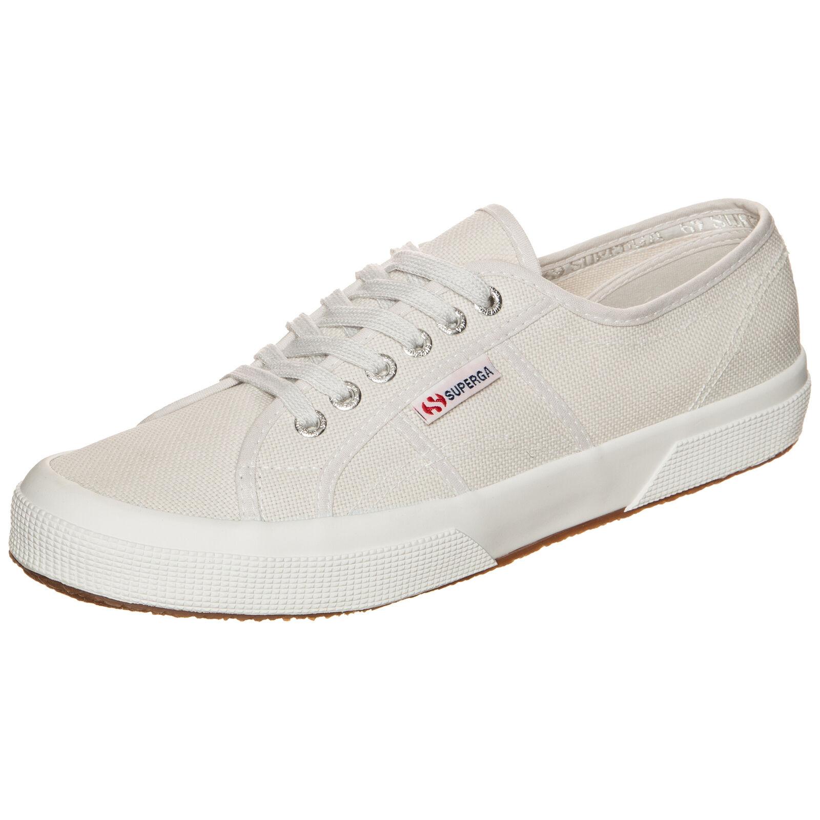 Superga 2750 Cotu Classic Sneaker Grau NEU Schuhe Turnschuhe