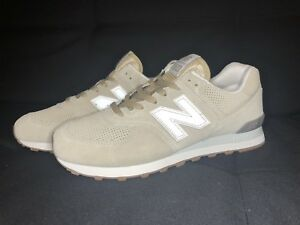 premium selection 1cb21 80848 Details about BRAND NEW!! Men's New Balance Shoes Size 10 - ML574ESF  Classic Beige/Tan