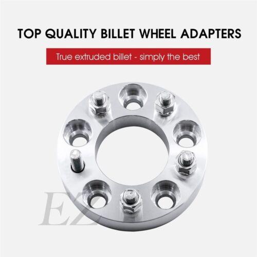 "Wheel Adapters 5 Lug 5x139.7 ¦ 5x5.5 Dodge Ram 1500 1/"" Spacers 9//16/"""