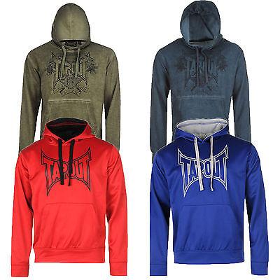 Tapout Logo Herren Kapuzen Sweatshirt S M L XL 2XL 3XL 4XL Hoodie Pullover neu