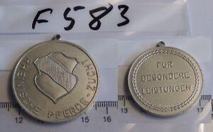 Medaille Bayerische Pferde Zucht (F583-) - Helvesiek, Deutschland - Medaille Bayerische Pferde Zucht (F583-) - Helvesiek, Deutschland