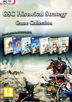 Cossacks Collection Anthology 2 American Conquest Games For Pc Sealed