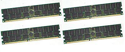 16GB NOT FOR PC//MAC Dell PowerEdge SC1425 Memory RAM ECC REG 4x4GB
