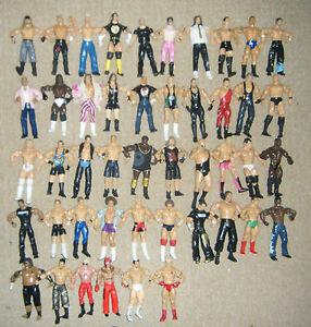 Figurine wwe wrestling série classique JAKKS TNA Impact deluxe marvel mattel  </span>