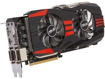 ASUS DirectCU II R9270X-DC2T-4GD5 Radeon R9 270X 4GB 256-Bit GDDR5 PCI Express 3