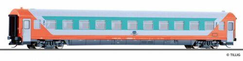 Klasse  Bdmnu  der PKP  Epoche V 61 51 21-90 HS  Tillig 16276 Reisezugwagen  2