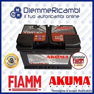 BATTERIA-AUTO-AKUMA-VORTEK-by-FIAMM-80Ah-80-Ah