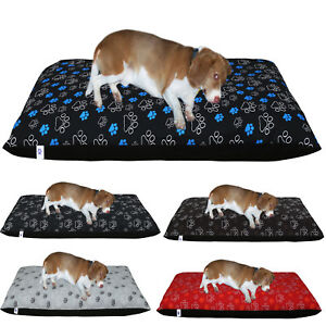 Boston-Dog-Bed-Cover-Printed-Poly-Cotton-Pet-Supplies-Medium-Large-Available-UK