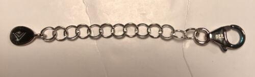 """SILPADA N3236 .925 Sterling Silver 2/"""" Extender Chain New"""