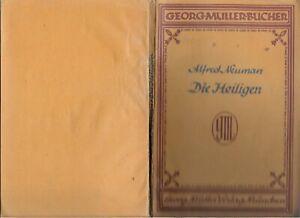 Alfred-Neuman-Neumann-Die-Heiligen-1919-Erstausgabe