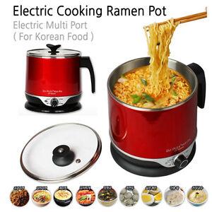 ELECTRIC COOKING RAMEN Pot Hot Water