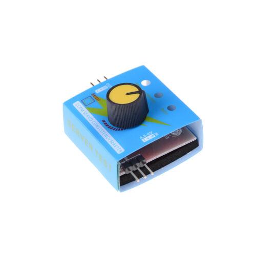 Multi RC Digital ESC Servo Tester 3CH ECS Consistency Speed Controler Power vi