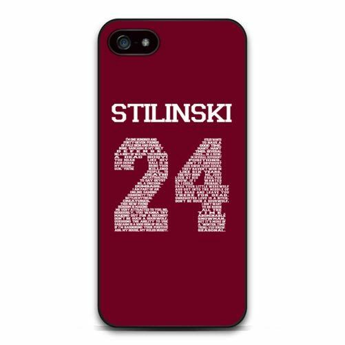 Teen Wolf Stilinski 24 Cover Case For iPhone 6 6 plus 5 5s 5c 4 4s