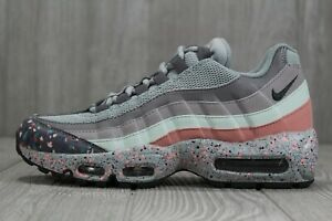 41 New Nike Womens Air Max 95 SE Confetti Sneaker Shoes Size 7- 8.5 918413 002