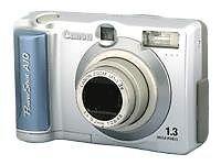 Canon Powershot A10 1 3mp Digital Camera For Sale Online Ebay