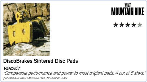 1 Pair DiscoBrakes Medium Magura Julie Disc Brake Pads Cotter Pin MTB DH XC