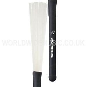 Regal Tip BR-565-FC Fat Cat Nylon Brush-Single Pair