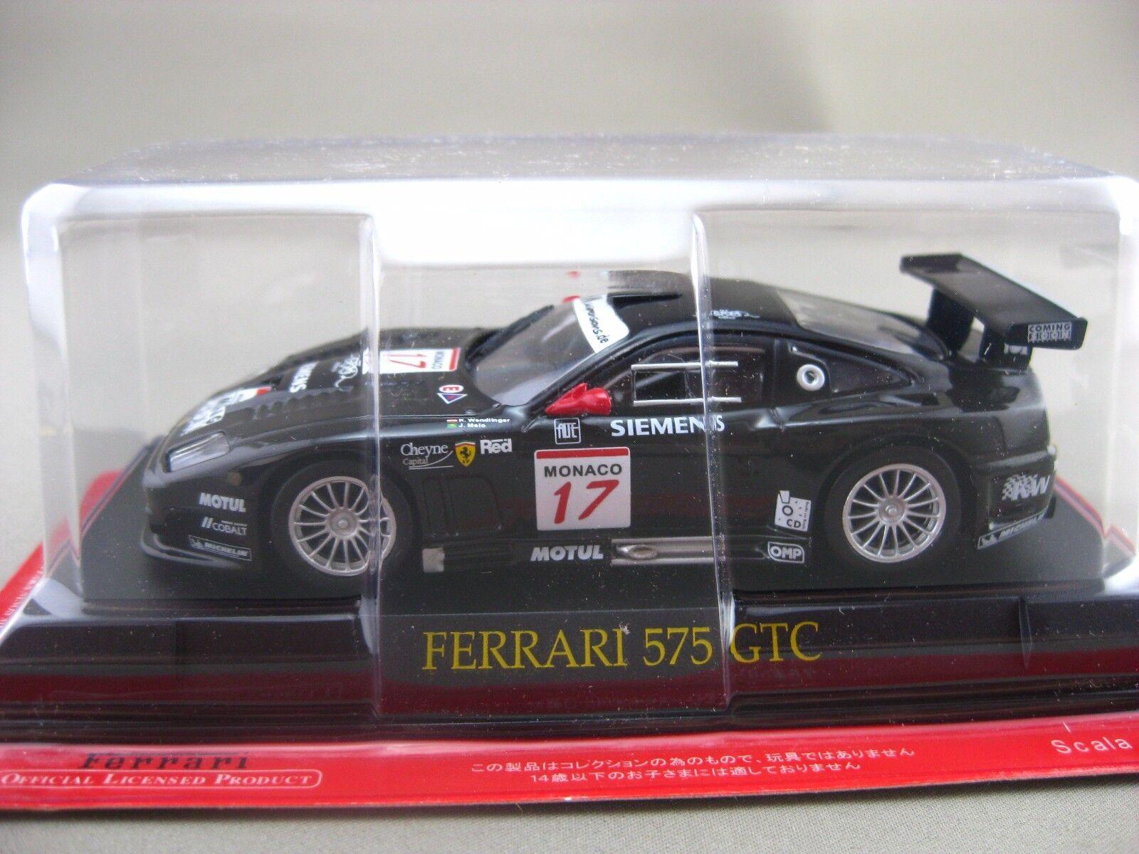 FERRARI 575 GTC Hachette 1 43 Diecast voiture Vol.75