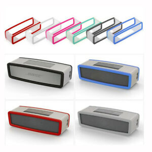 Details about Soft Silicone Carry Cover Case Bag for Bose Soundlink Mini 1 2 Bluetooth Speaker