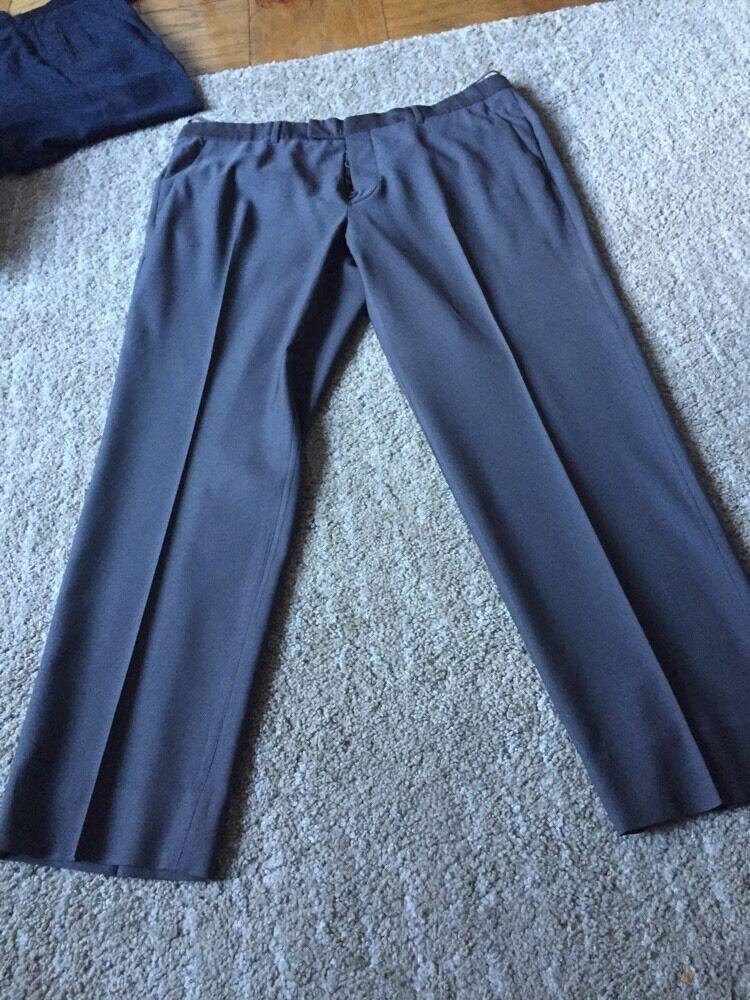 HELMUT LANG Vintage Men's Light Brown Dress Pants M 38 X 30