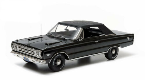 Greenlight 1967 Plymouth Belvedere GTX Convertible 1//18