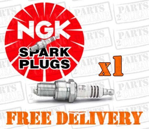 NGK Bujía Encendido B6HS 4510 1x x1 único servicio de repuesto de reemplazo parte
