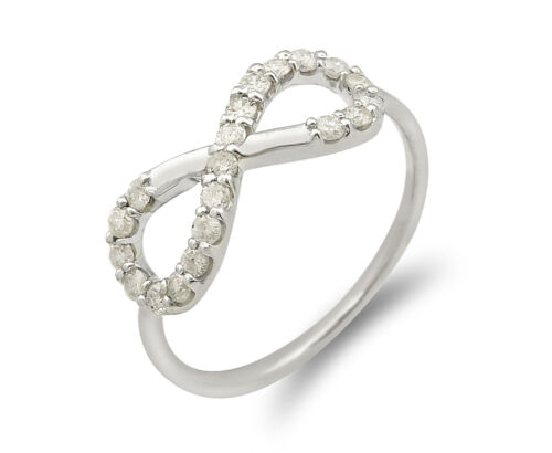 Women/'s Diamond Eternity Ring 14k Solid Gold 2//3 tcw Natural Mined Sizes 4-10