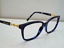 f9a921574fb Authentic MICHAEL KORS MK8018 Sabina IV 3109 Blue Tortoise Eyeglasses Frame   235