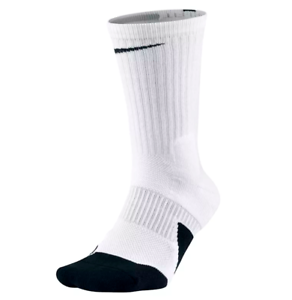 Details about NIKE Dri,Fit Elite Cushioned Basketball Crew Socks Womens  (4,6) Youth (3Y,5Y)