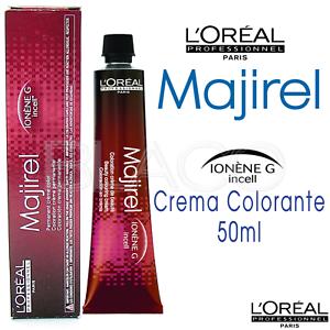 Dettagli Su Loreal Majirel Colorazione Classica Tintura Per Capelli 50ml