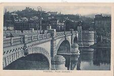 BF19263 ponte umberto I  torino  italy  front/back image