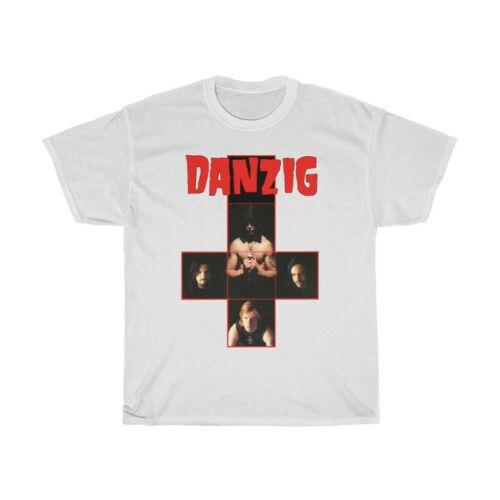 Danzig II shirt Lucifuge Gildan 5000 Unisex Heavy Cotton Tee