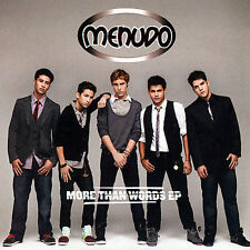More Than Words [EP] by Menudo (CD, Dec-2007, Epic (USA))