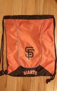 San Francisco Giants Draw String Backpack
