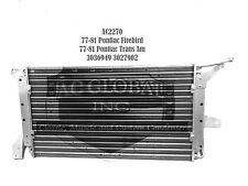 77 78 79 80 81 Pontiac Firebird Trans Am AC Condenser OEM 3027902 3036949 AC2270