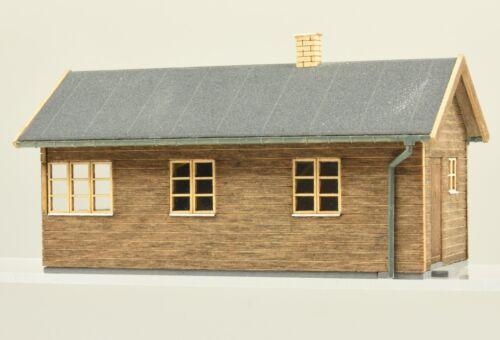 "Mobaart 100301 LASERCUT-Kit blocco posto /""FERRO fabbrica/"" h0"