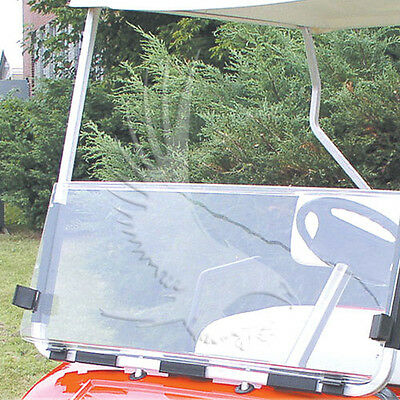 Yamaha G14 G16 G19 Clear Windshield 1995-2003 High Quality Golf Cart Part