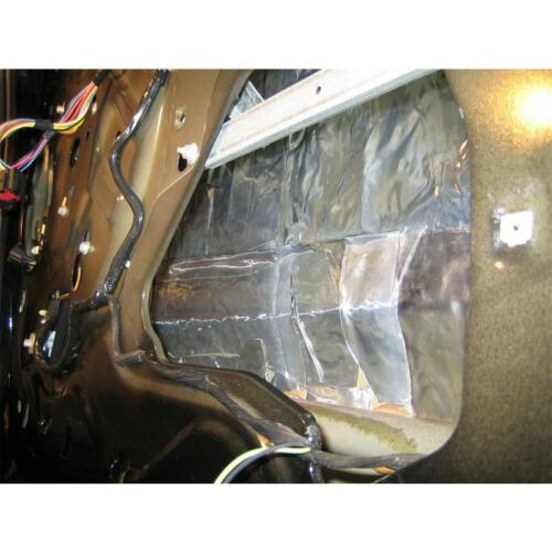 Hushmat Thermal Acoustic Insulation 624823; Door Kit for 82-88 Chevy Pontiac
