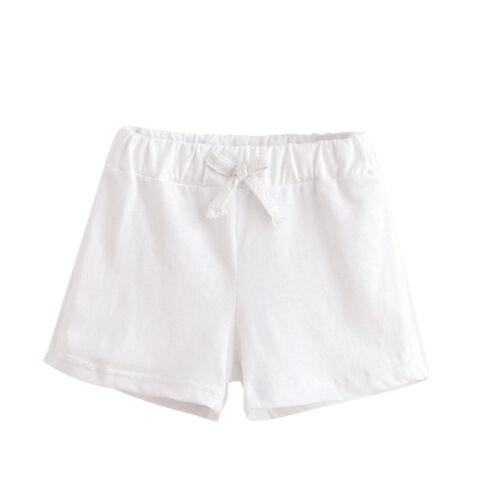 Kids Babys Boys Girls Beach Shorts Short Track Pants Holiday Beach Trousers 998