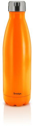Vivre en Acier Inoxydable Bouteille D/'eau Isotherme En Métal Sport /& Gym verres ballon