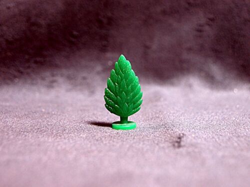 Plasticville Small Green BushO-S Scale Nice